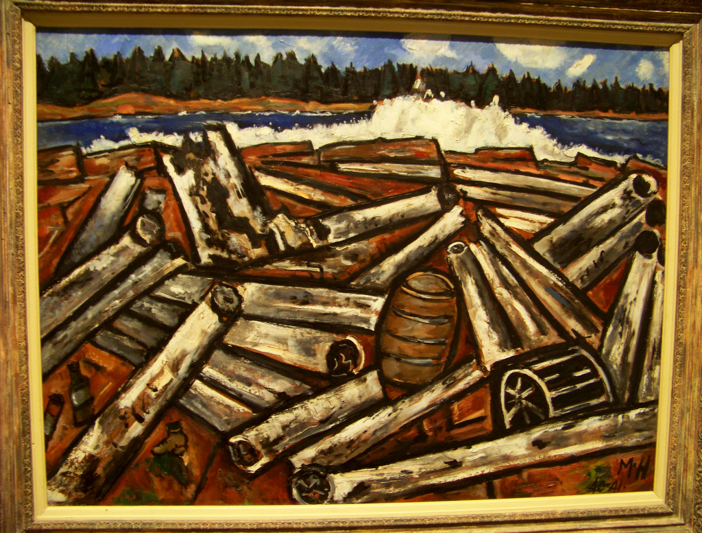 log-jam-penobscot-bay