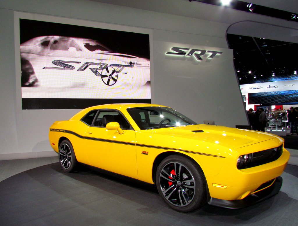 alfa img showing yellow jacket challenger