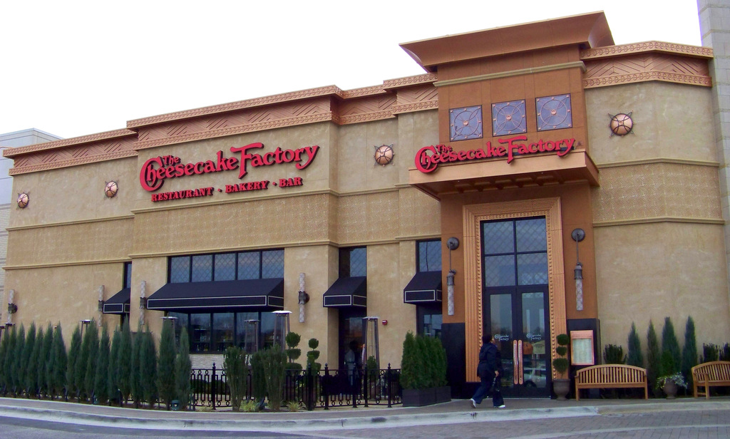The Cheesecake Factory 1 Exterior