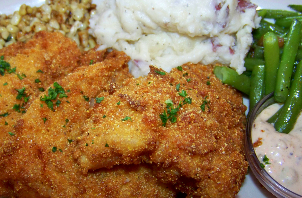 The Cheesecake Factory 6 1 Southern Fried Catfish