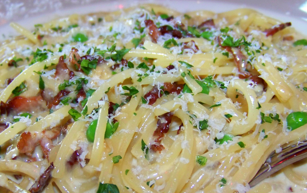 The Cheesecake Factory 7 2 Pasta Carbonara