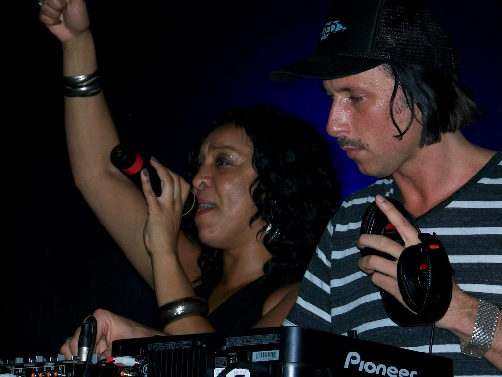 Miguel Migs and Lisa Shaw at The Hamilton Room, Birmingham, Michigan 2