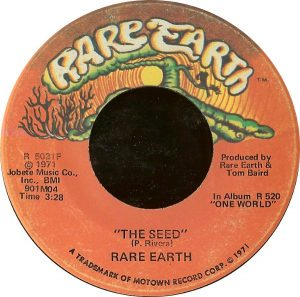 Rare Earth - 'The Seed' label 600x593