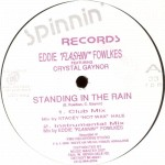 Eddie Flashin' Fowlkes feat Crystal Gaynor - Standing In The Rain (Instrumental Mix)