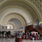 Inside Union Station, Washington, D.C