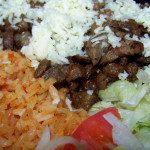 Lupitas Carne Asada Dinner