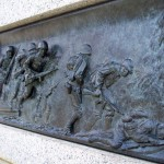 World War II Memorial detail (2)