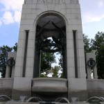 World War II Memorial detail, Washington, D.C