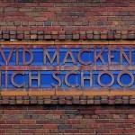 David Mackenzie High School 7