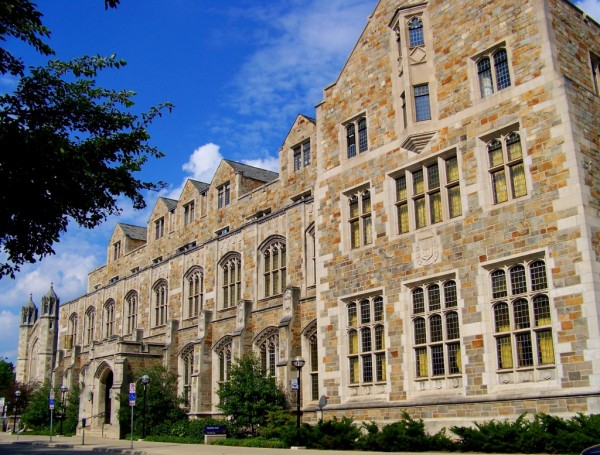 U of M Law Quad - Hutchins Hall and Lawyer's Club