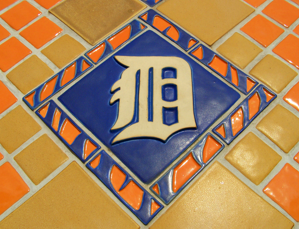 30 Pewabic Pottery Artworks in Metro Detroit