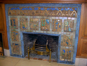 Pewabic Pottery 25 1 Detroit Public Library Main Branch