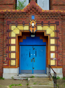 Pewabic Pottery 29 Detroit Mackenzie High School