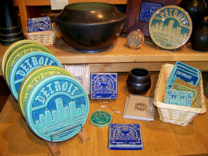 Pewabic Pottery 9 Pewabic Pottery Museum and Store