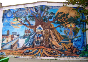 50 Outdoor Murals In Detroit 44