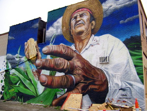 50 Outdoor Murals In Detroit 49