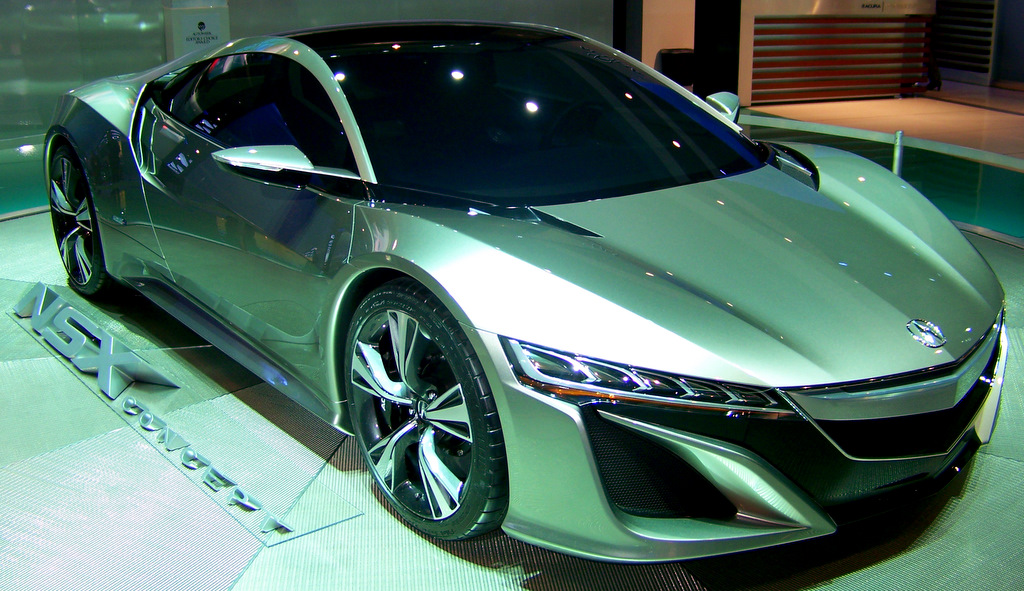 40 Models We Loved at the 2012 North American International Auto Show