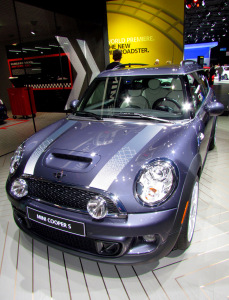 Mini Cooper S Hatchback Roadster