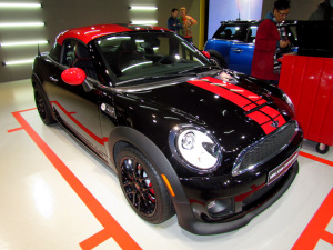 Mini John Cooper Works Roadster #1