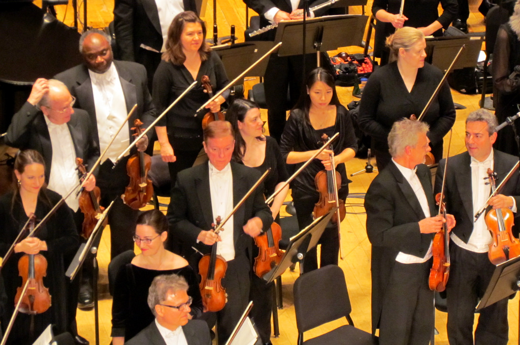 """""""Ravishing Rachmaninoff"""": DSO with Julian Rachlin at Orchestra Hall, Detroit, 2-11-2012"""