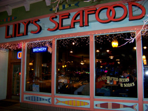 Lilys Seafood 410 S Washington Royal Oak Michigan 1