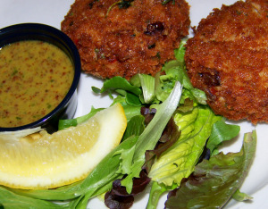 Lilys Seafood 410 S Washington Royal Oak Michigan 3  Calypso Crab Cakes