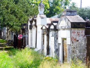 Lafayette Cemetery No 1 New Orleans