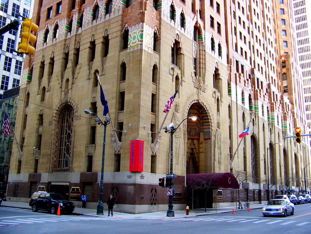 The Guardian Building – Detroit, Michigan