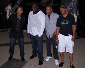 2. Gathering of Detroit Techno Royalty at The Detroit Historical Museum II