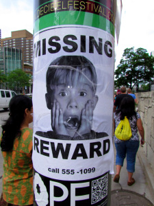 31 McCauley Culkin Home Alone MISSING posters