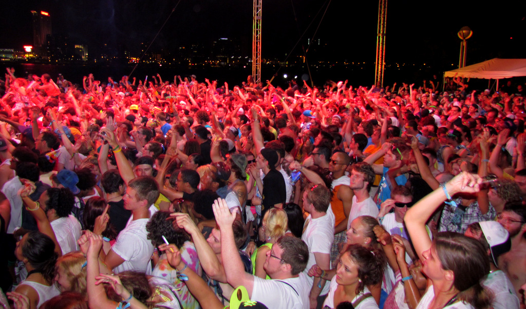 """40 Things We Loved at """"Movement: Detroit's Electronic Music Festival"""" 2012"""