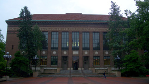 12 0 University of Michigan Graduate Library Ann Arbor 1920 DAC