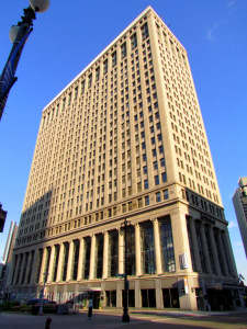 21 0 First National Bank Building Detroit 1922 DAC