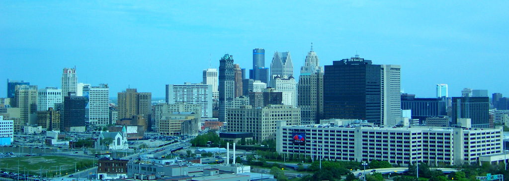 I love detroit michigan iridescence detroit michigan for Hotels close to motor city casino