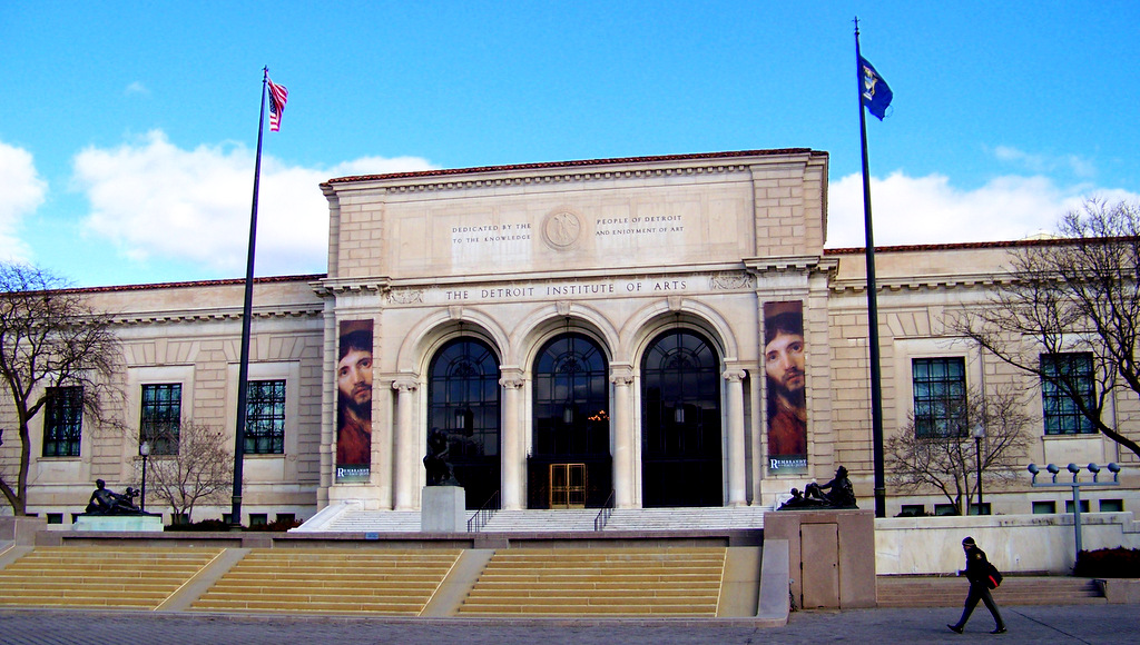 """Vote """"YES"""" on the Detroit Institute of Arts Millage, Tuesday, August 7th!"""