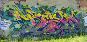 New Detroit Graffiti @ 4641 Grand River Avenue #6.1