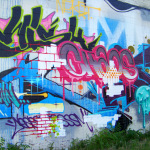 New Detroit Graffiti @ Jos Campau & Gaylord Ave #1.18