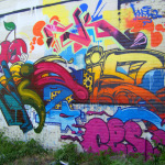 New Detroit Graffiti @ Jos Campau & Gaylord Ave #1.21