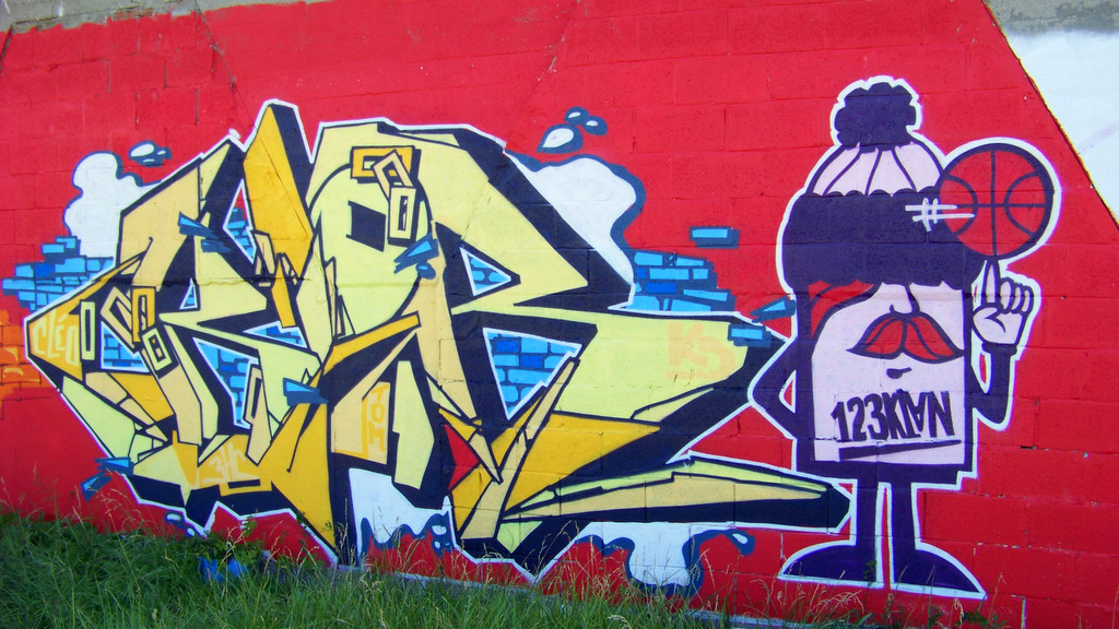 New Detroit Graffiti @ Keyworth Stadium in Hamtramck #12.0