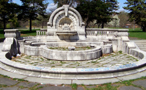 Carrere and Hastings - Merrill Fountain 1