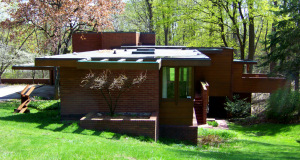 Frank Lloyd Wright - Affleck House 1