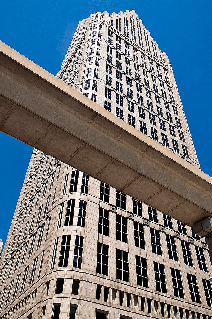 Johnson Burgee Architects - Comerica Tower MGS