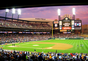 Rockwell Group and Populous - Comerica Park 2