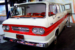 1963 Chevrolet Greenbrier Van