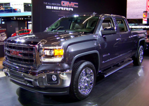 GMC Sierra Pickup