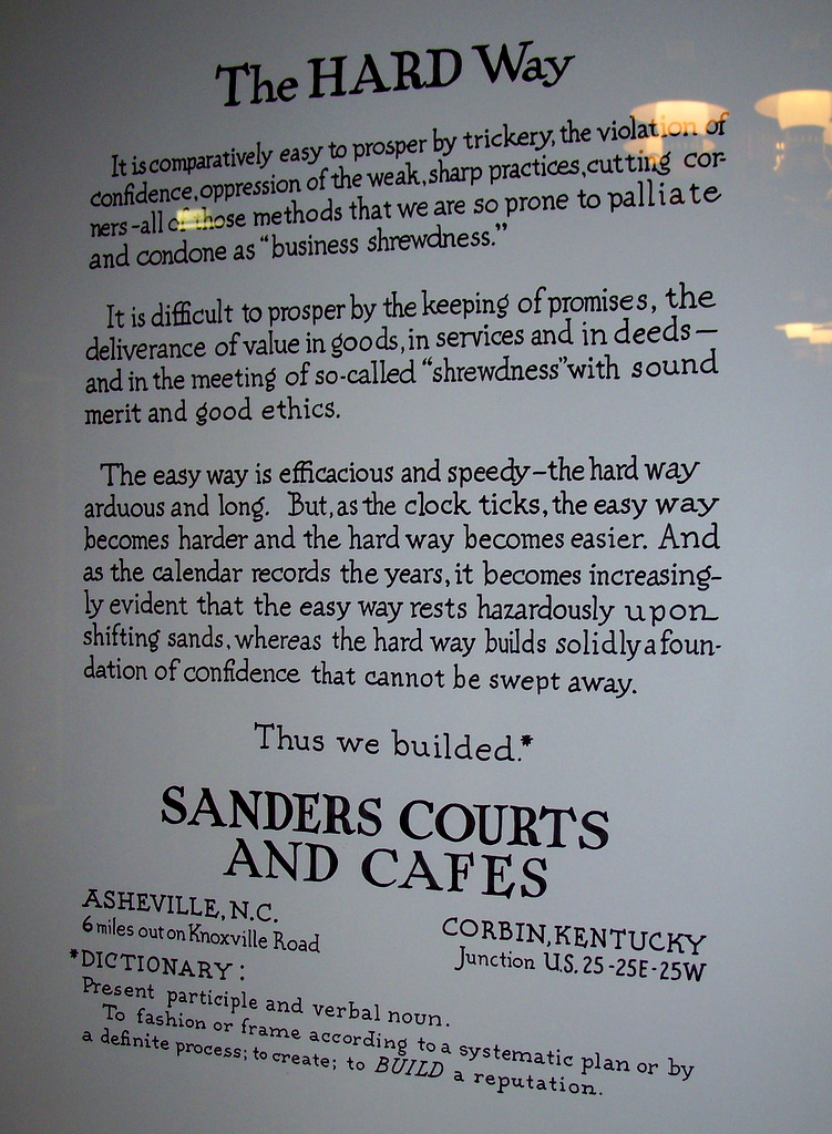 Harland Sanders Museum and Cafe 11