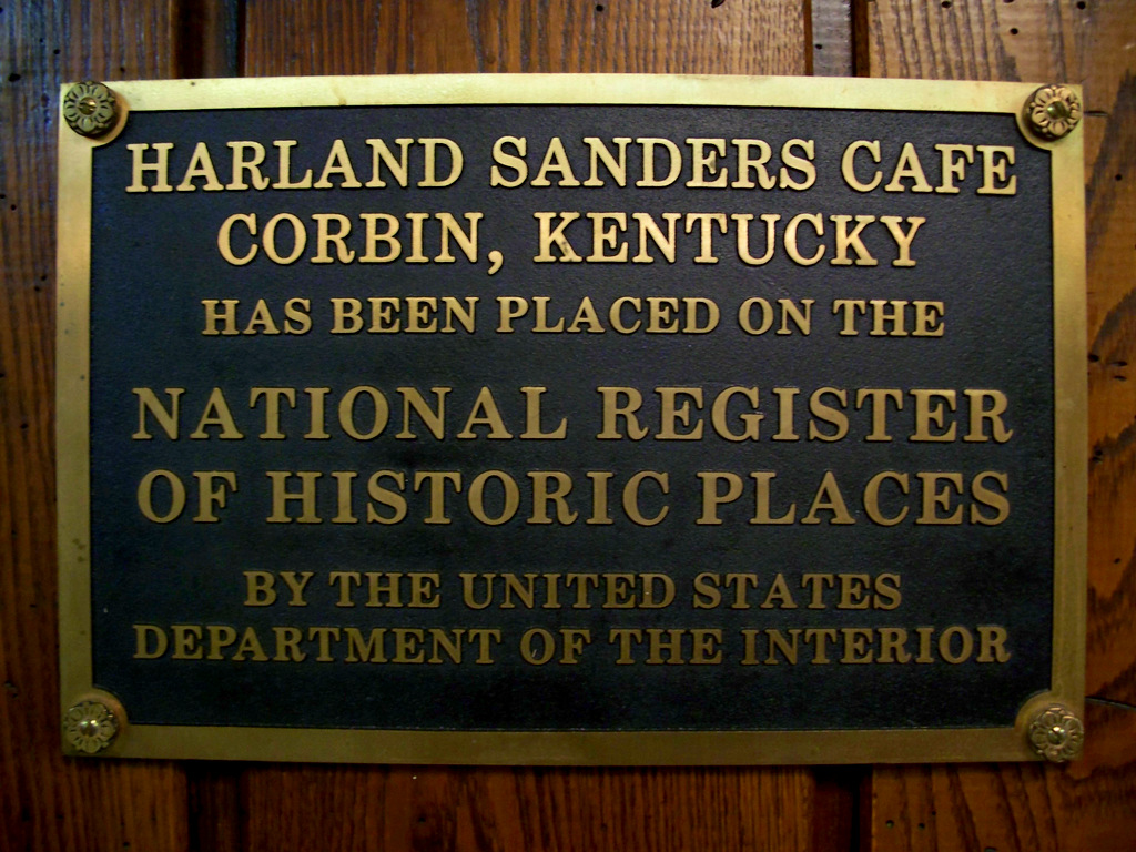 Harland Sanders Museum and Cafe 12