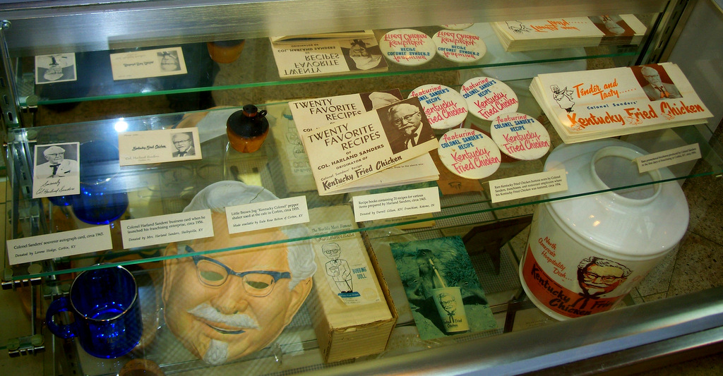 Harland Sanders Museum and Cafe 6