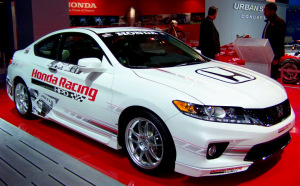 Honda Racing Accord HPD Concept