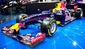 Infiniti Red Bull Indy Race Car